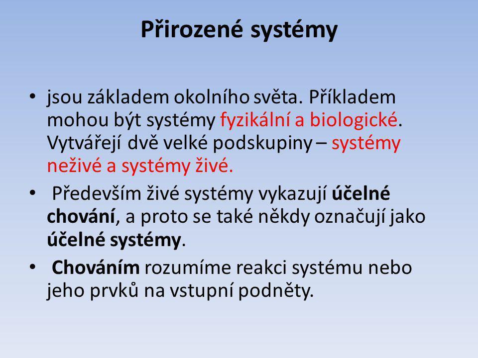 Přirozené systémy