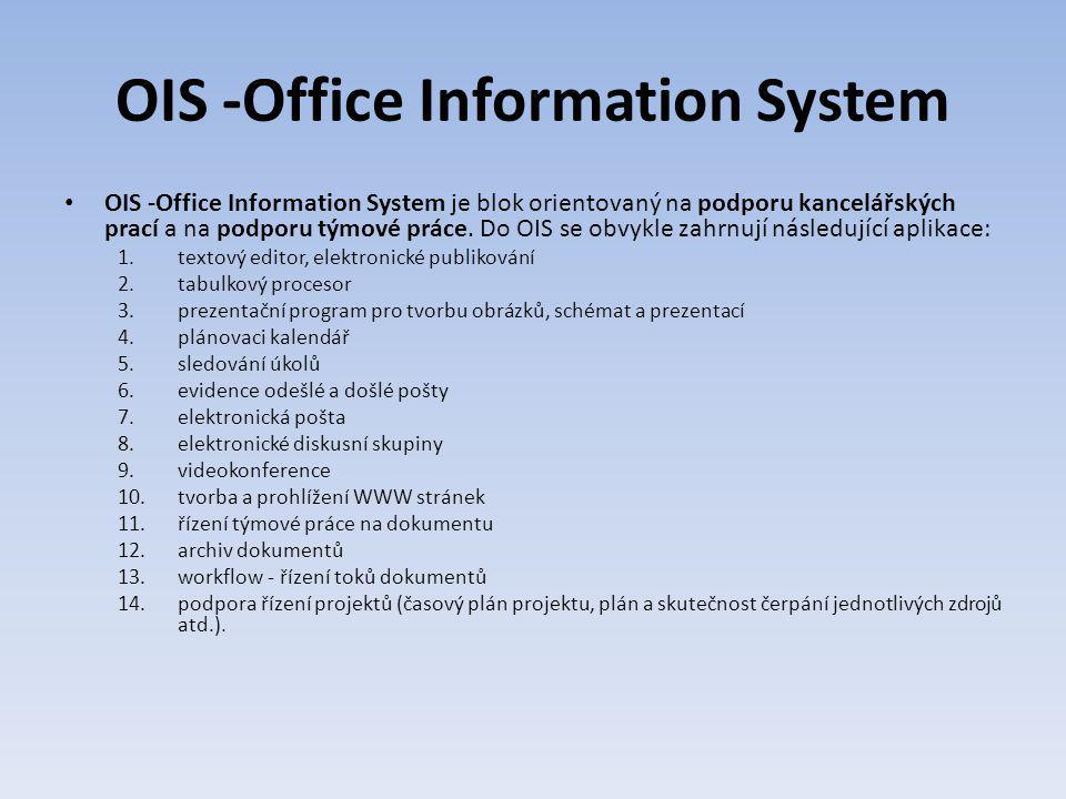 OIS -Office Information System