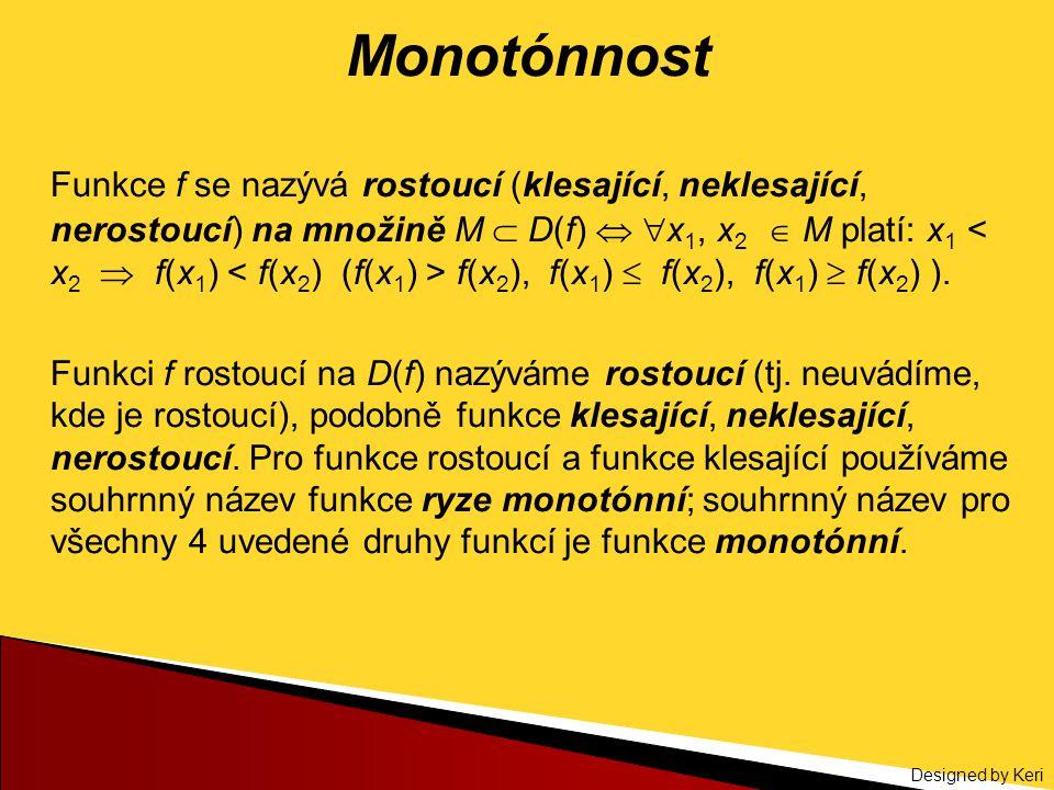 Monotónnost