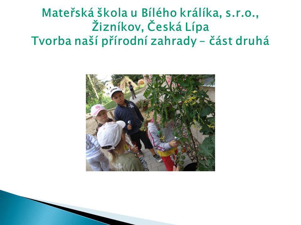 Mateřská škola u Bílého králíka, s. r. o