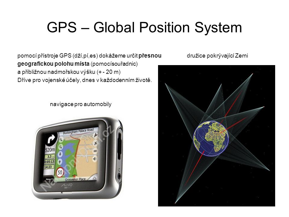 GPS – Global Position System