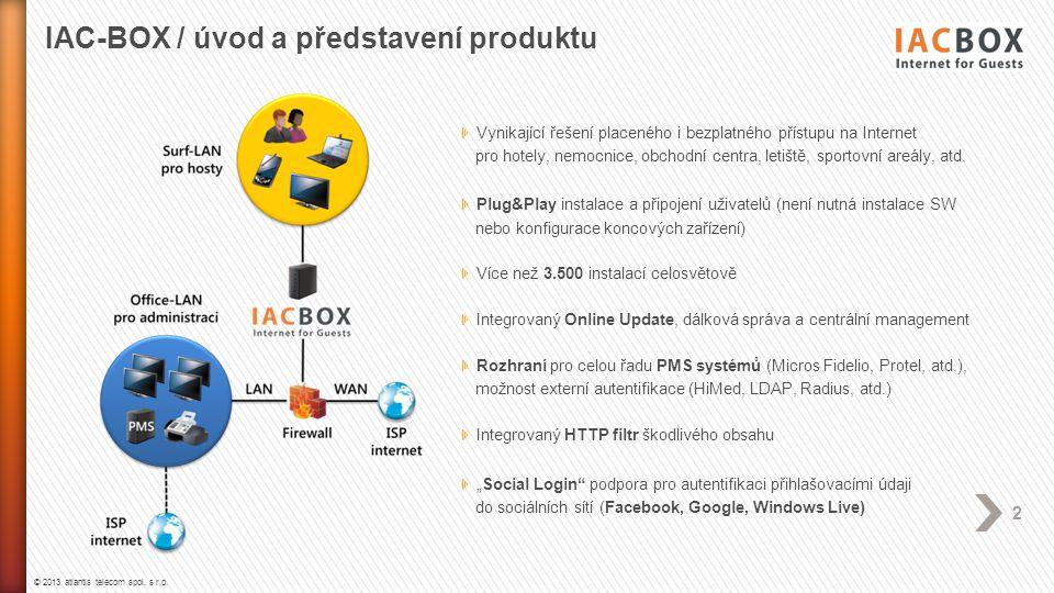 IAC-BOX / úvod a představení produktu