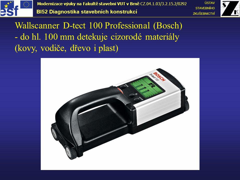 Wallscanner D-tect 100 Professional (Bosch)