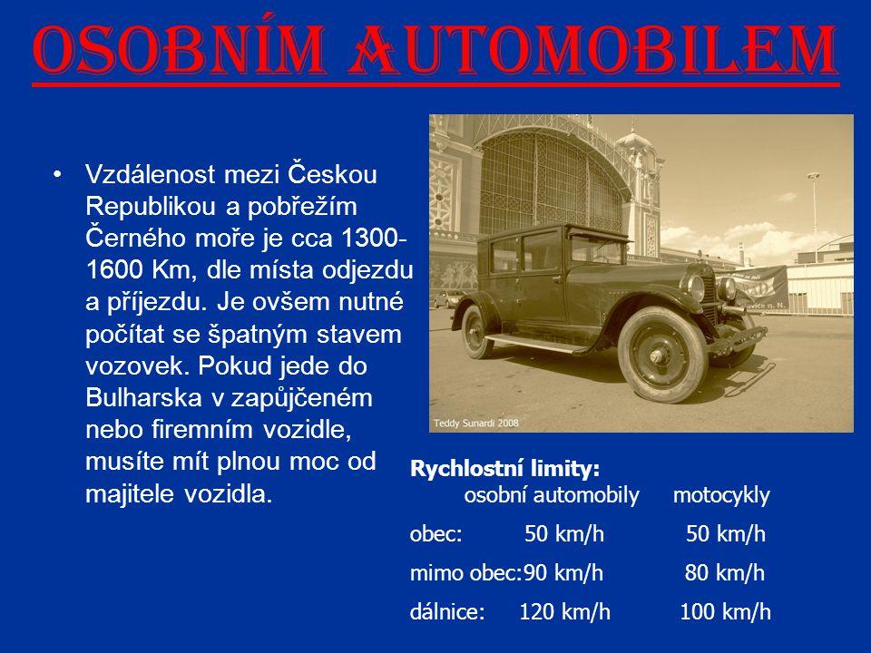Osobním automobilem