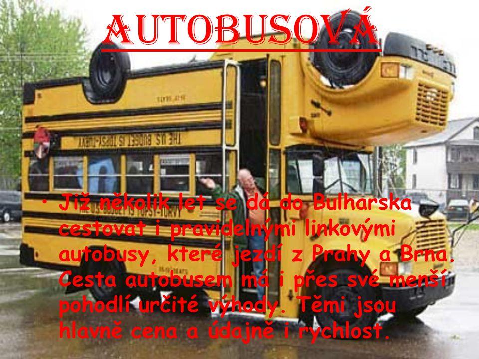 autobusová