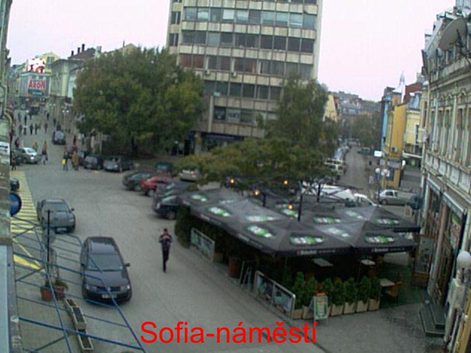 Sofia-náměstí