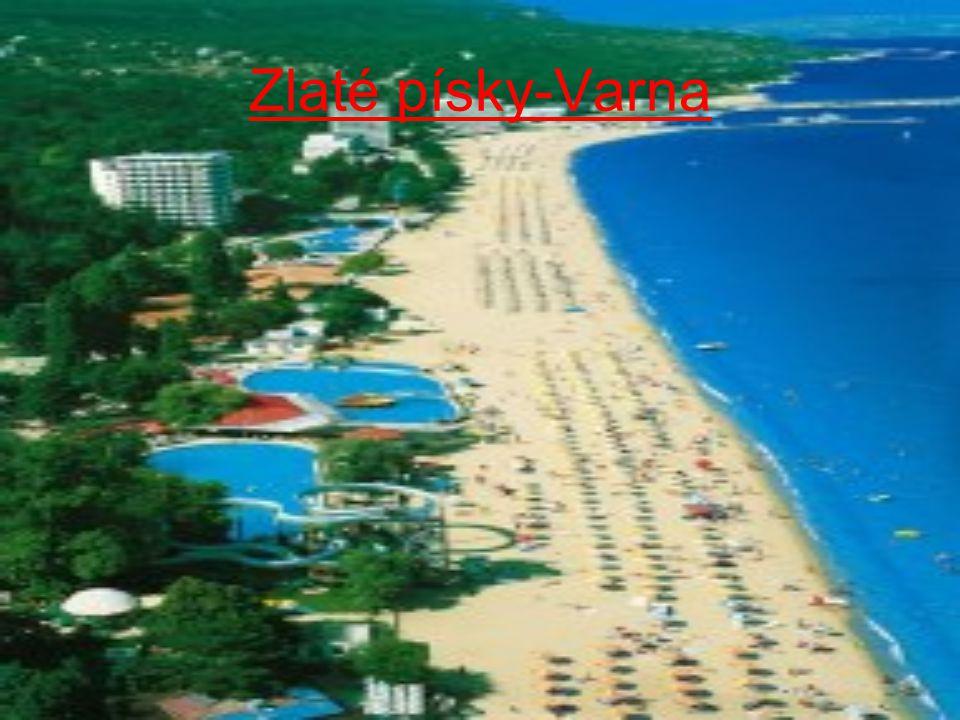 Zlaté písky-Varna