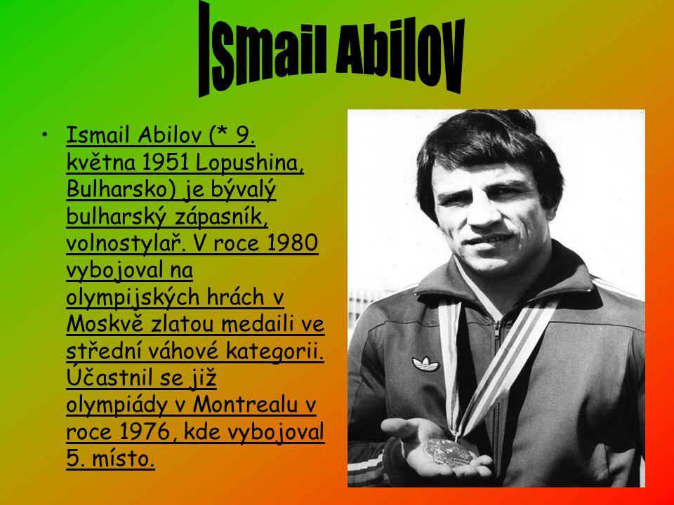 Ismail Abilov