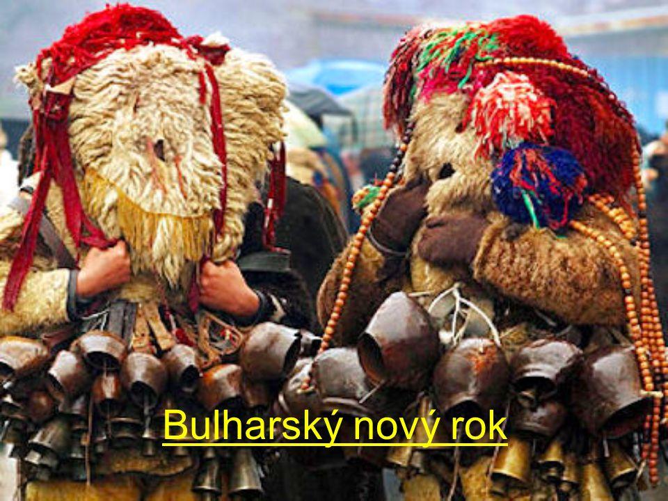 Bulharský nový rok