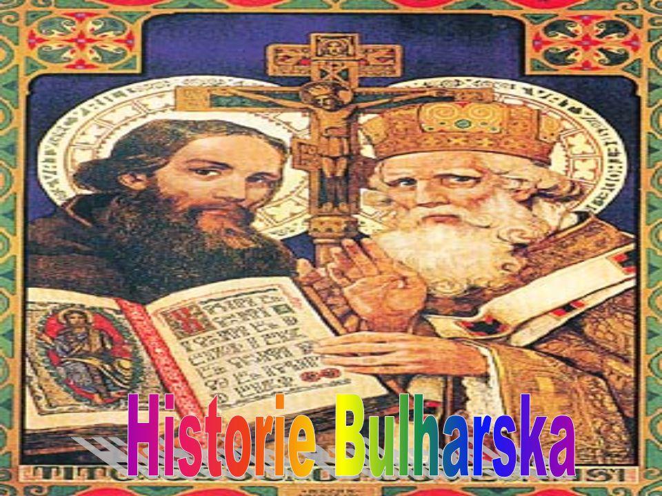 Historie Bulharska