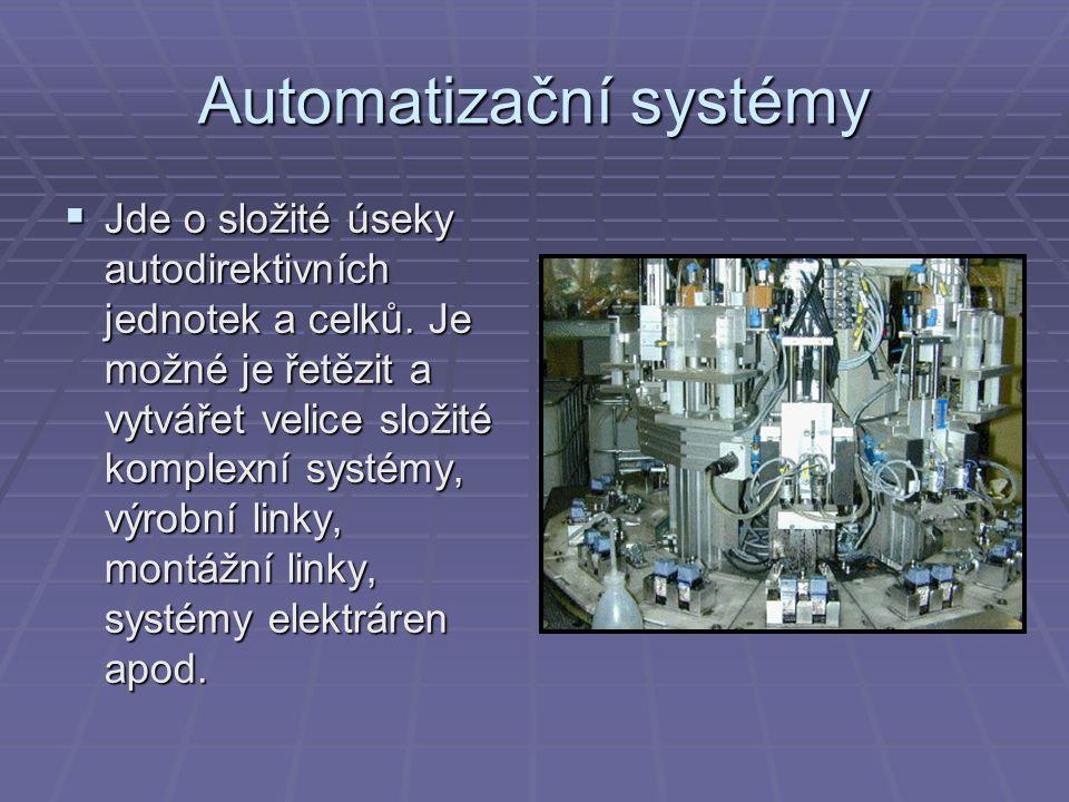 Automatizační systémy