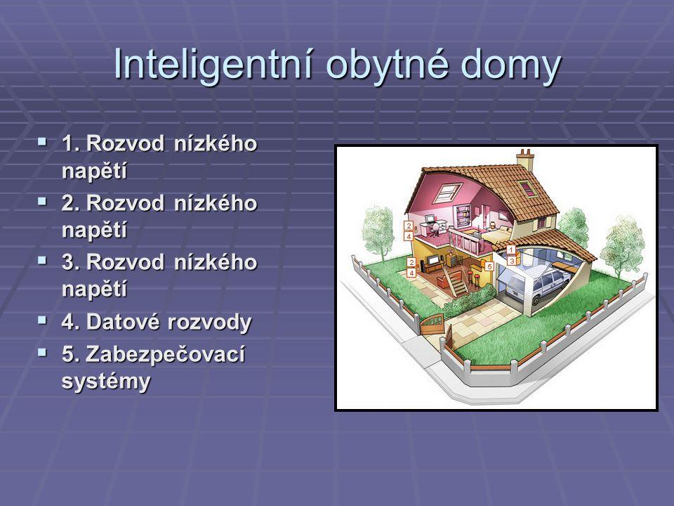Inteligentní obytné domy