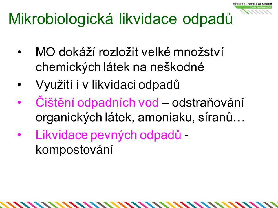 Mikrobiologická likvidace odpadů