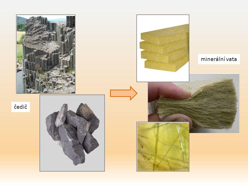 minerální vata čedič