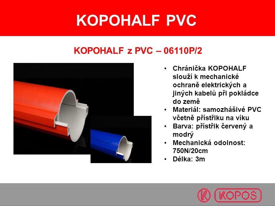 KOPOHALF PVC KOPOHALF z PVC – 06110P/2