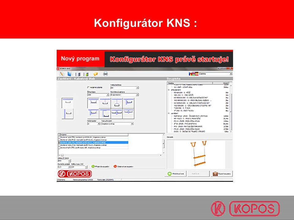 Konfigurátor KNS :