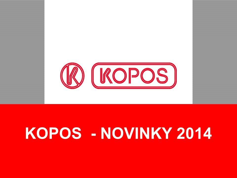 KOPOS - NOVINKY 2014