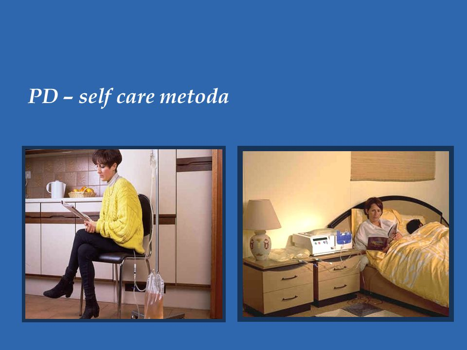 PD – self care metoda