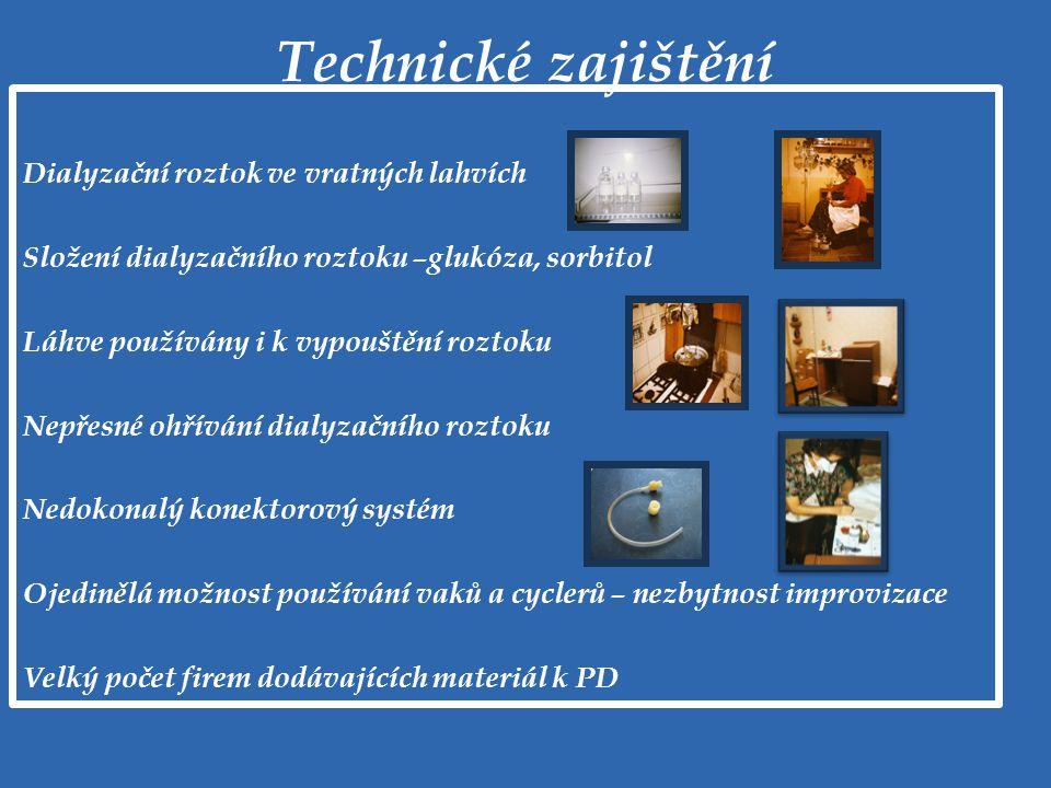 Technické zajištění