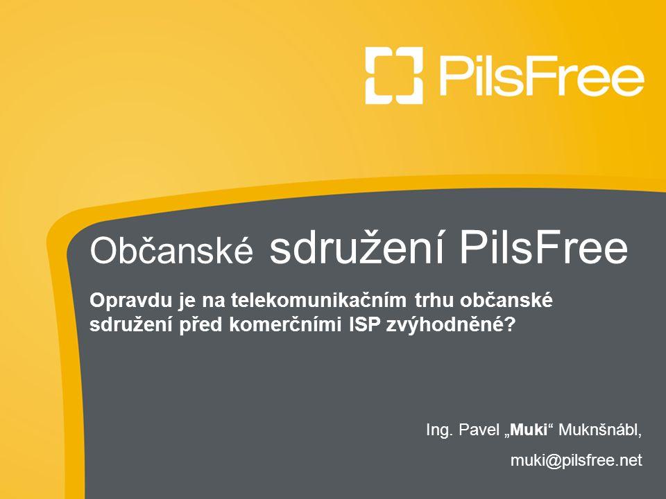 Občanské sdružení PilsFree