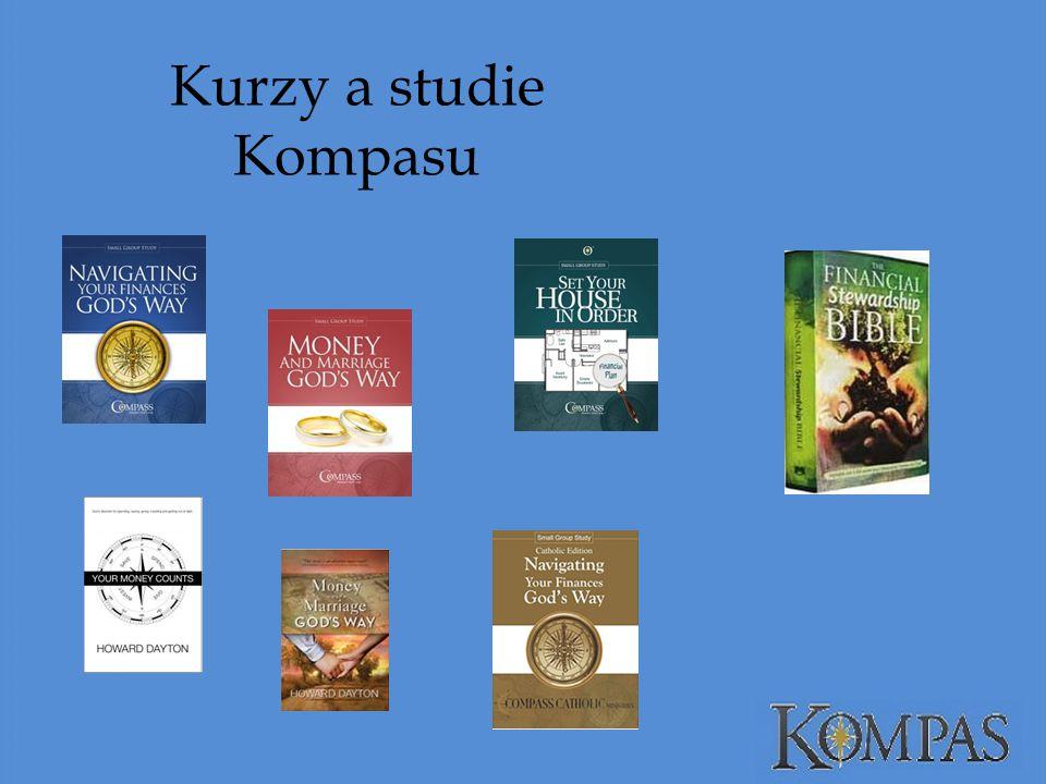 Kurzy a studie Kompasu