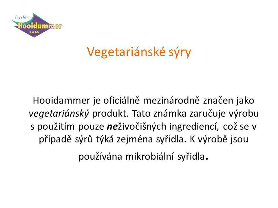 Vegetariánské sýry