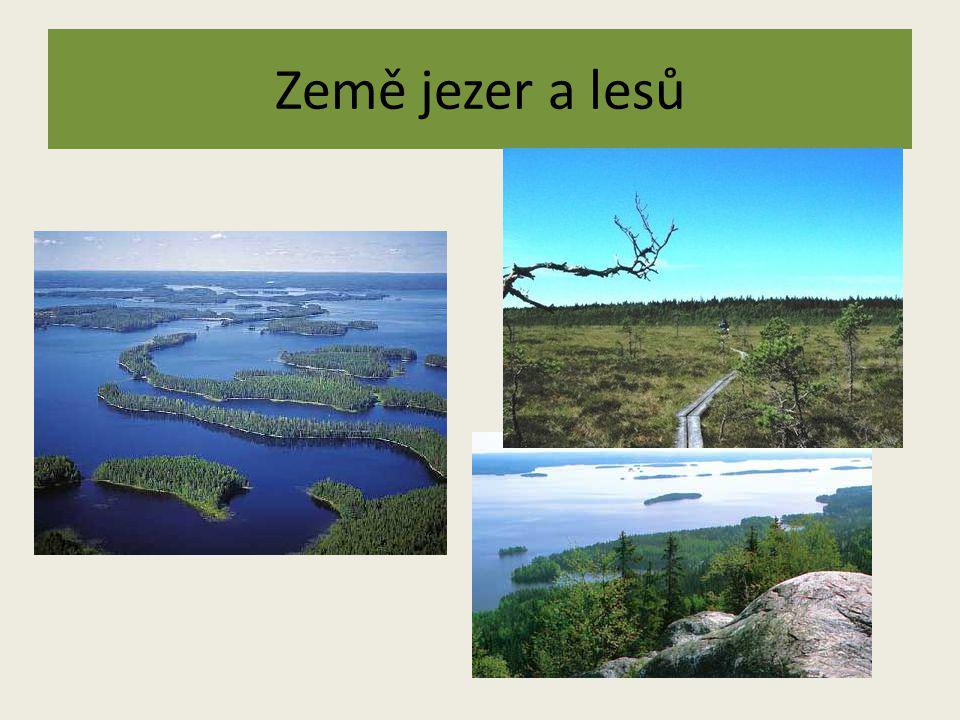 Země jezer a lesů