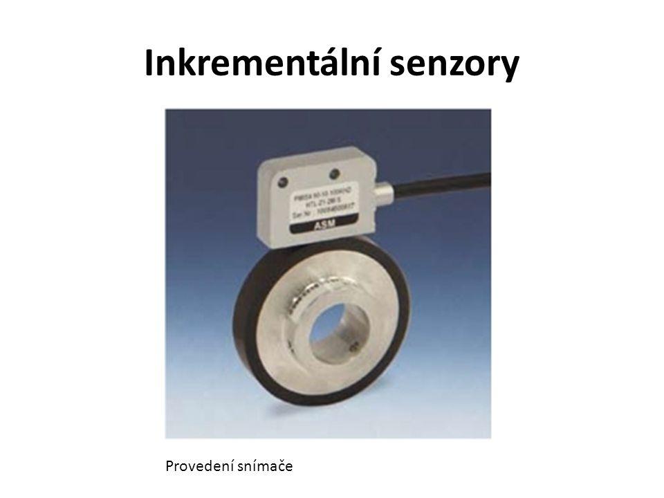 Inkrementální senzory