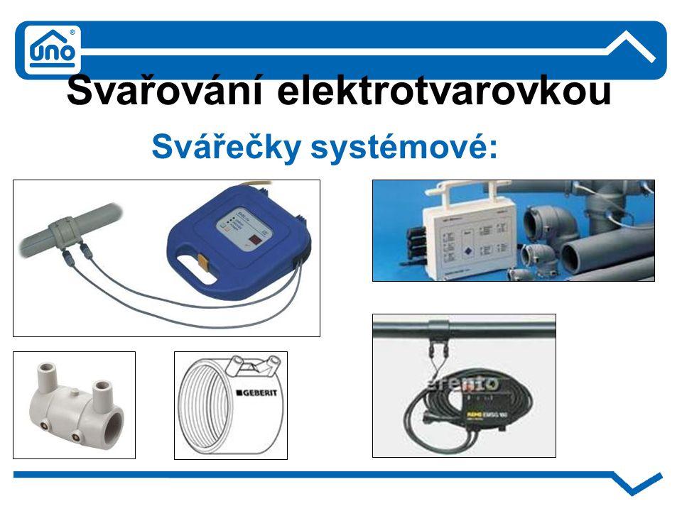 Svařování elektrotvarovkou
