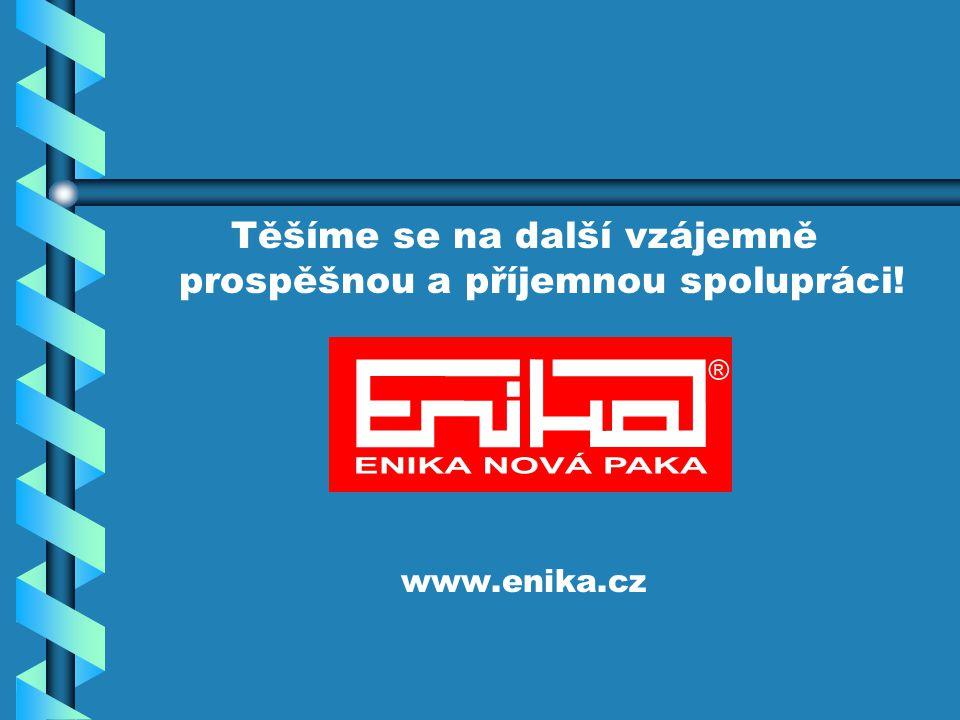 Těšíme se na další vzájemně prospěšnou a příjemnou spolupráci!