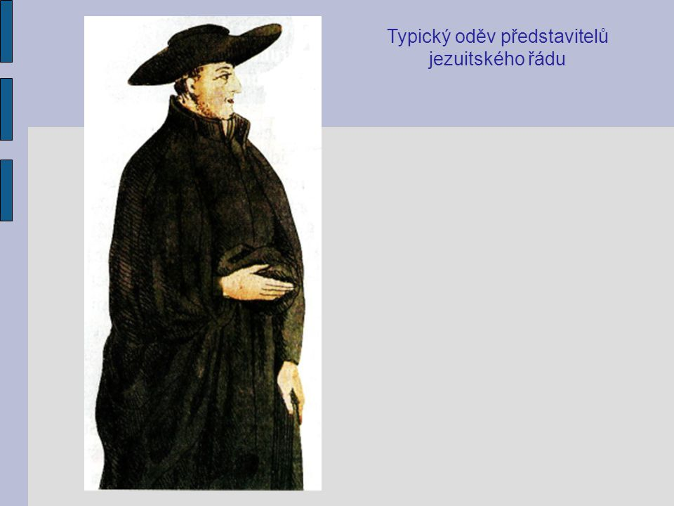 Typický oděv představitelů