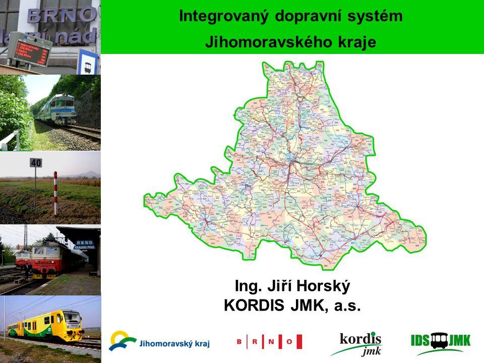 Integrovaný dopravní systém