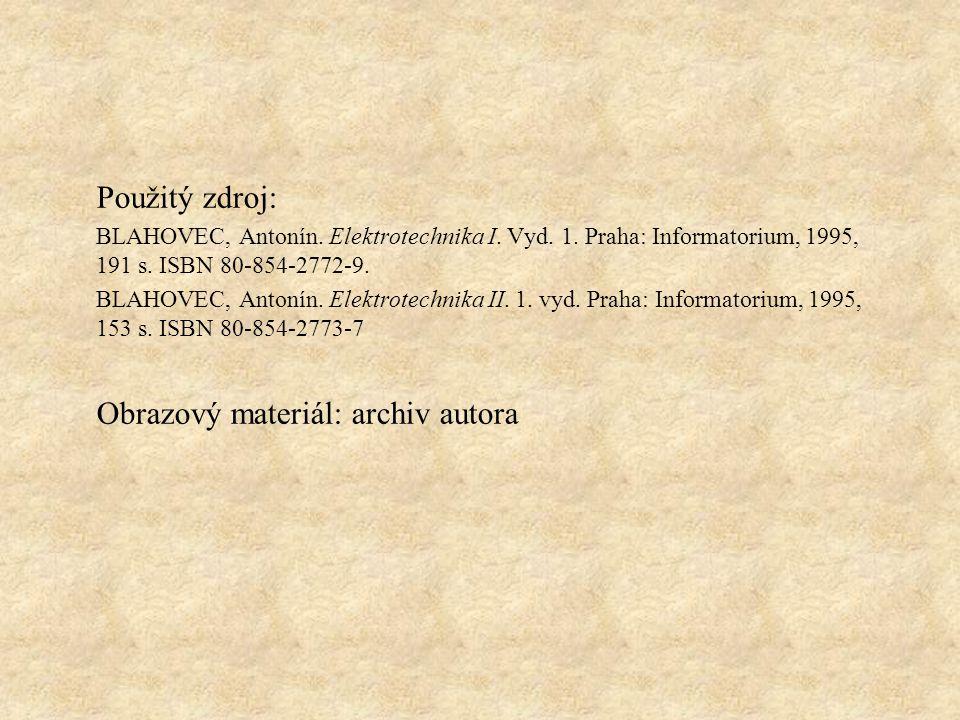 Obrazový materiál: archiv autora