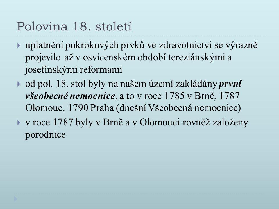Polovina 18. století