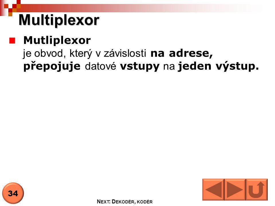 Multiplexor Mutliplexor
