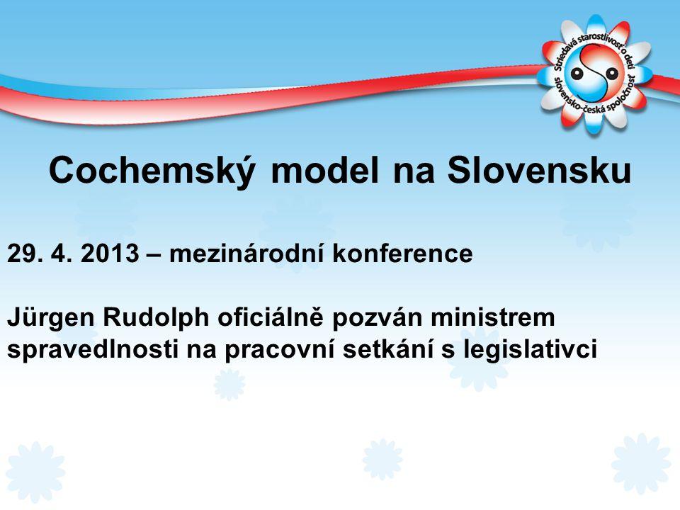 Cochemský model na Slovensku
