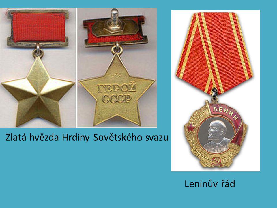 Zlatá hvězda Hrdiny Sovětského svazu