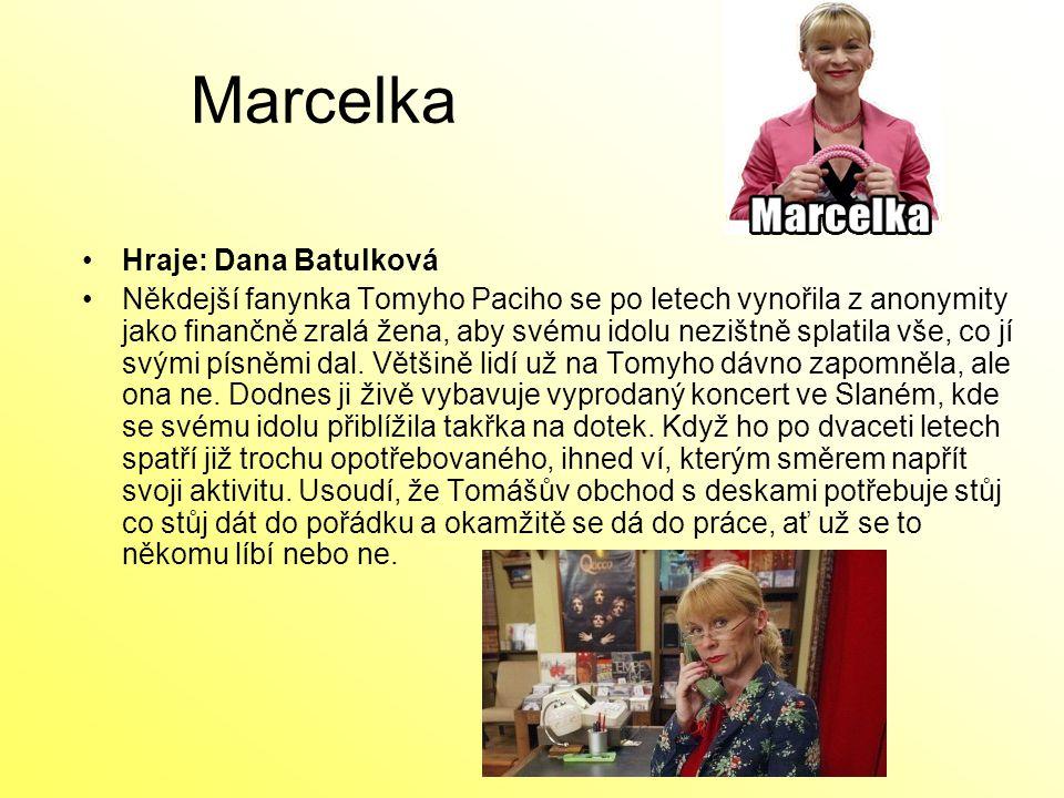 Marcelka Hraje: Dana Batulková