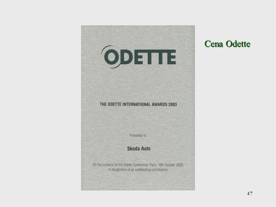 Cena Odette