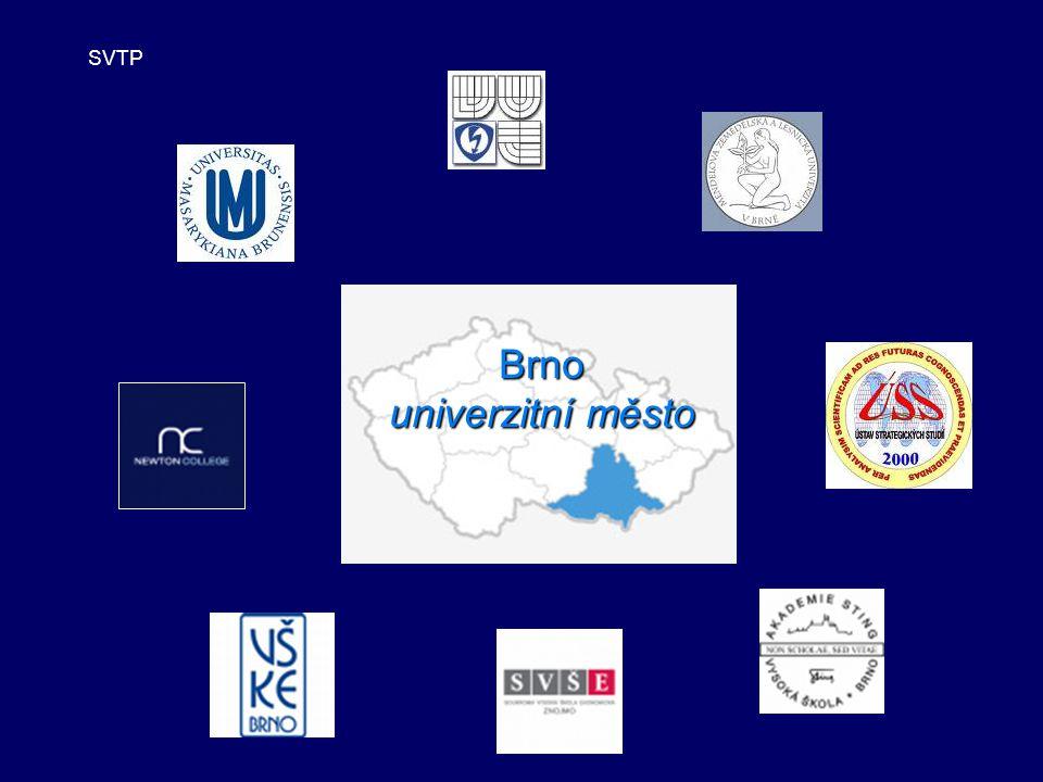Brno univerzitní město