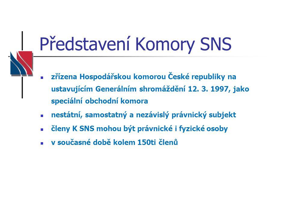 Představení Komory SNS