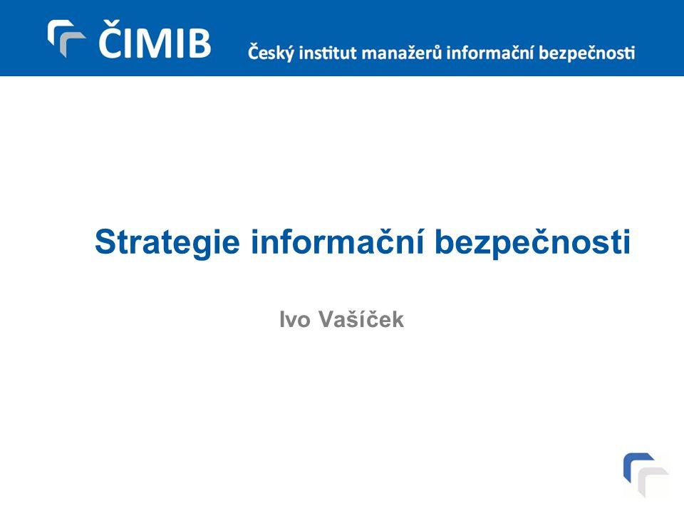 Strategie informační bezpečnosti