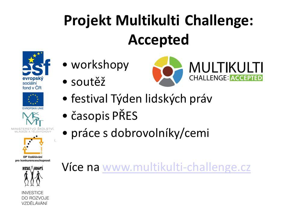 Projekt Multikulti Challenge: Accepted