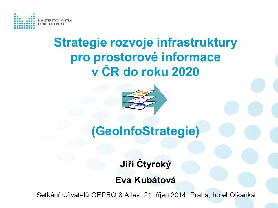 Setkání uživatelů GEPRO & Atlas, 21. říjen 2014, Praha, hotel Olšanka