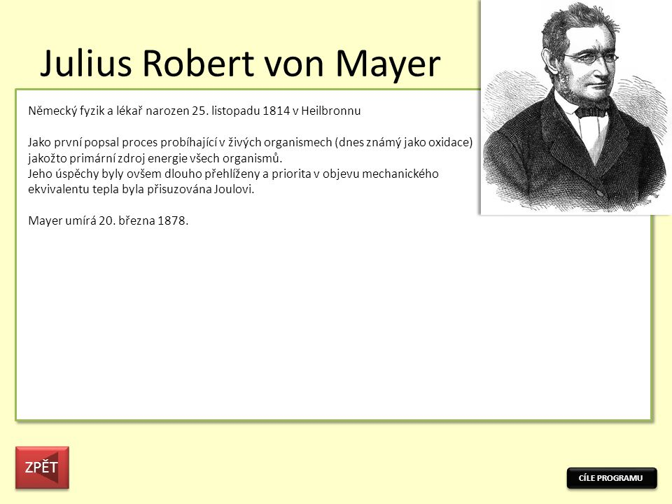 Julius Robert von Mayer