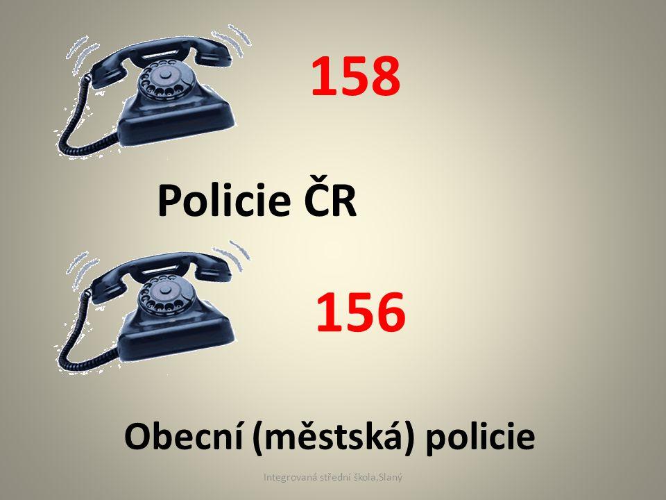 Obecní (městská) policie