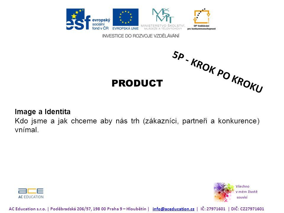 PRODUCT 5P - KROK PO KROKU Image a Identita