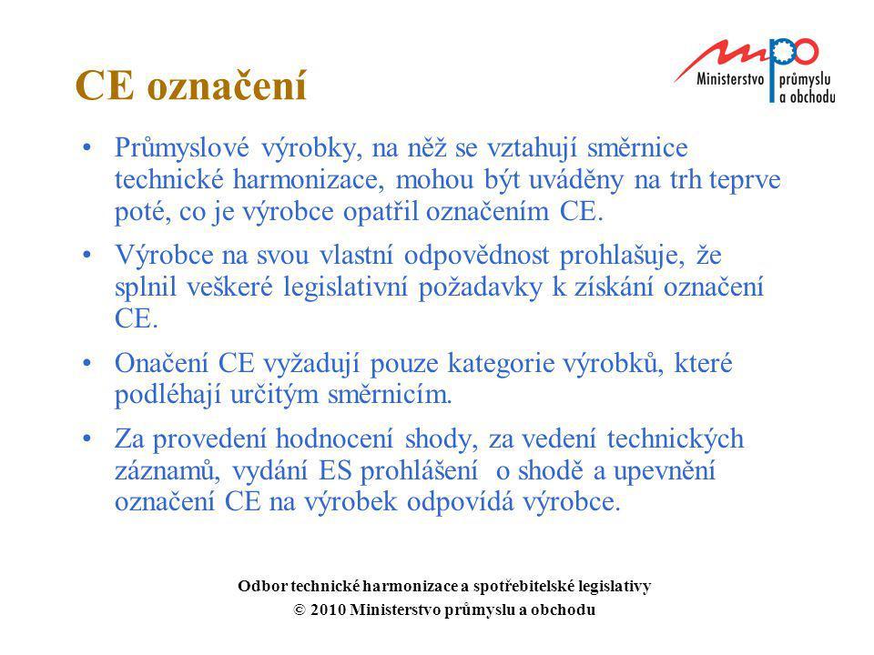 CE označení