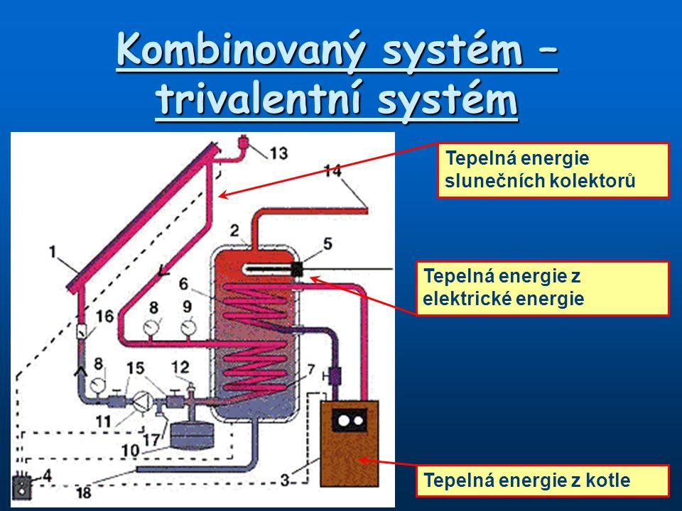 Kombinovaný systém – trivalentní systém