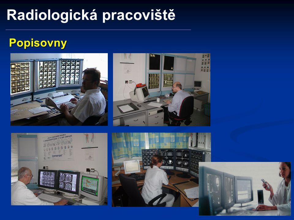 Radiologická pracoviště